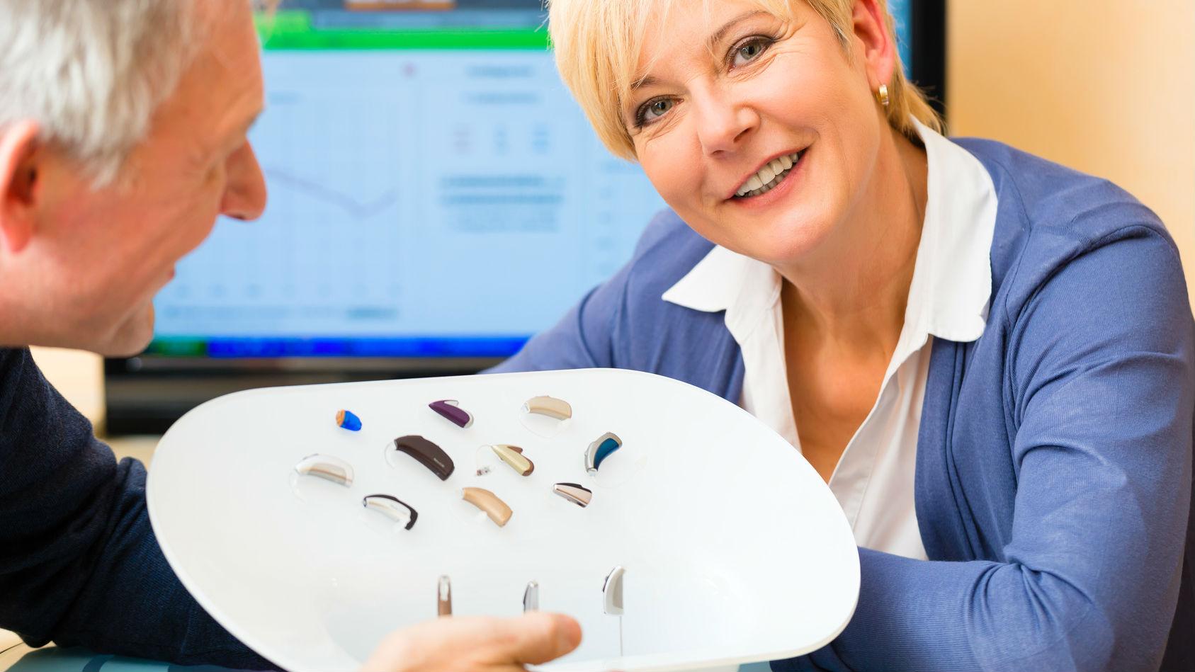 Salud ocular y audiológica